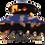 Thumbnail: DiPrima (63) Small Clamp – HoneySuckle