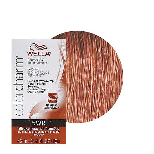 Wella ColorCharm Permanent Liquid Color - Warm Series