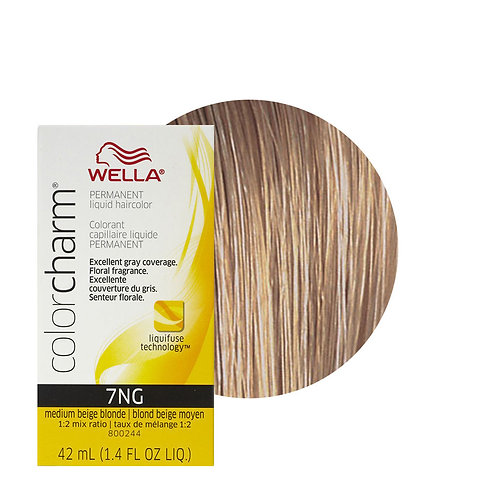 Wella ColorCharm Permanent Liquid Color - Gold Series