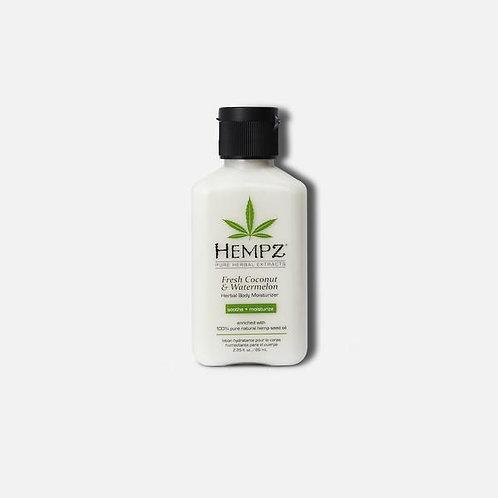Hempz Herbal Body Moisturizer Fresh Coconut & Watermelon