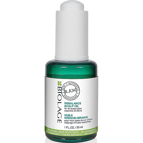 Matrix Biolage Raw Rebalance Scalp Oil