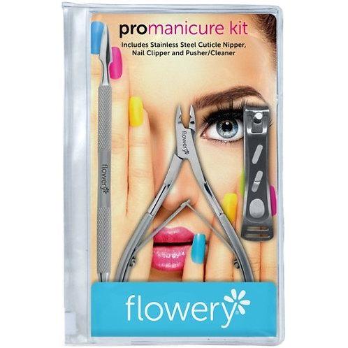 Flowery Pro Manicure Kit