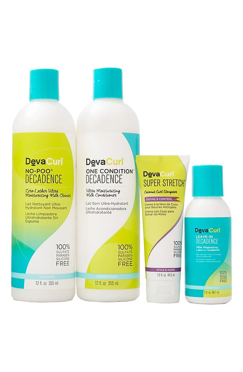 DevaCurl Share The Super Curly Love Gift Set
