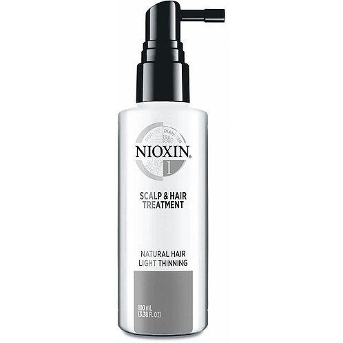 Nioxin System 1 Scalp & Hair Treatment