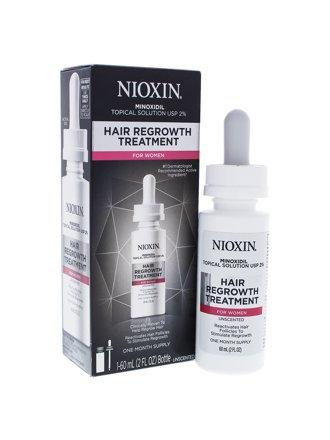 Nioxin Minoxidil Hair Regrowth Treatment For Women