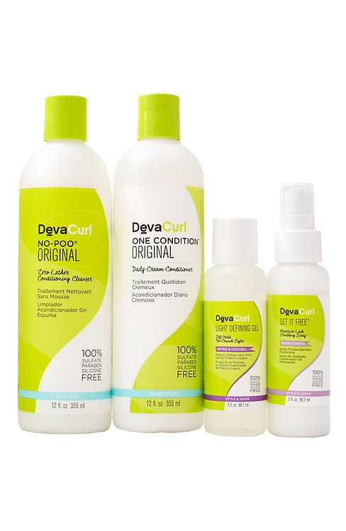 DevaCurl Share The Curly Love Gift Set