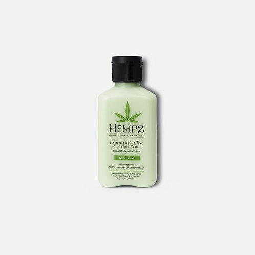 Hempz Herbal Body Moisturizer Exotic Green Tea & Asian Pear