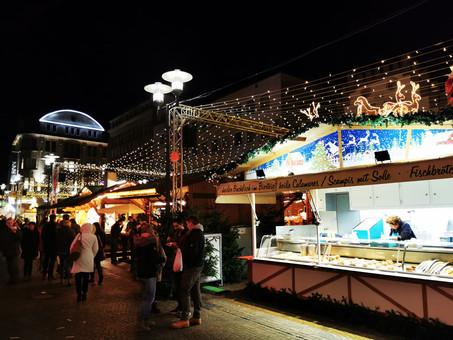 Weihnachtsmarktfahrt nach Monschau