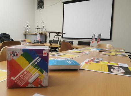 Das Bildungsprogamm 2020 der IGBCE