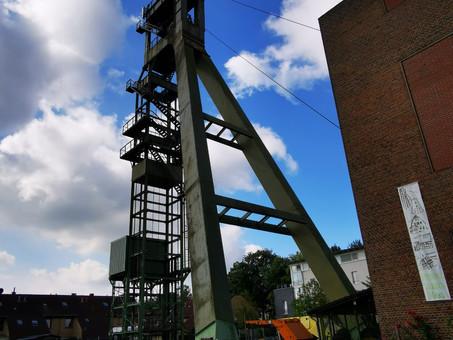 Veranstaltung: Tag des offenen Industriedenkmals am Erzschacht