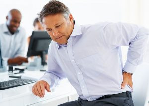 Keeping a handle on Lower Back Pain at Work