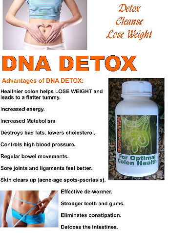 Benefits of DNA Detox