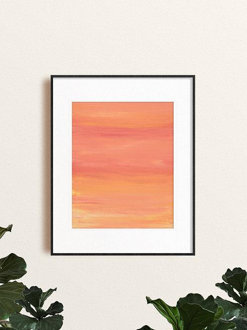 Sky4 - narancs égbolt