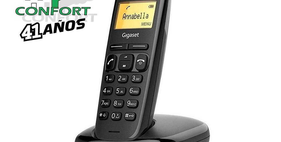 TELEFONO INALAMBRICO GIGASET A170 BLACK