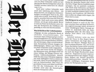 Aussenseiter-Komponist  Hermann Meier als Entdeckung