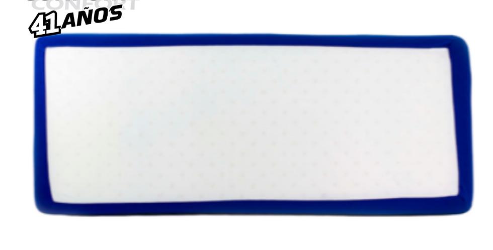 ALMOHADA BLUE REST 11912 0.95 X 0.40 AIR MAX PREMIUM