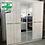 Thumbnail: ROPERO 6 PUERTAS 3 CAJONES C/ESPEJO DELOS DL350EN (ENIGMA)
