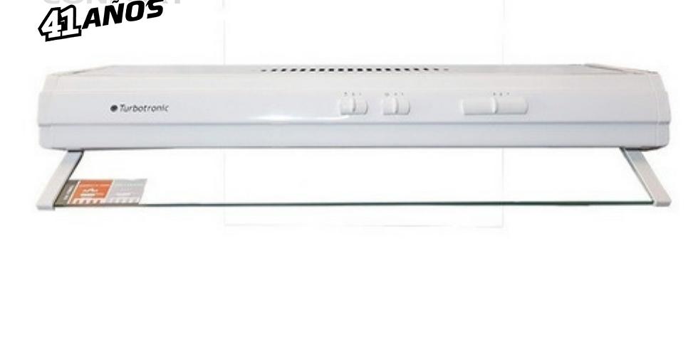PURIFICADOR DE AIRE TURBOTRONIC 2 MOTORES 01-3710-TUR-N BLANCO 60 CM