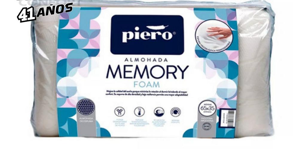 ALMOHADA 0.35 X 0.65 PIERO MEMORY FOAM
