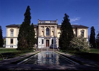 Ausstellung Hermann Meier im Kunstmuseum Solothurn