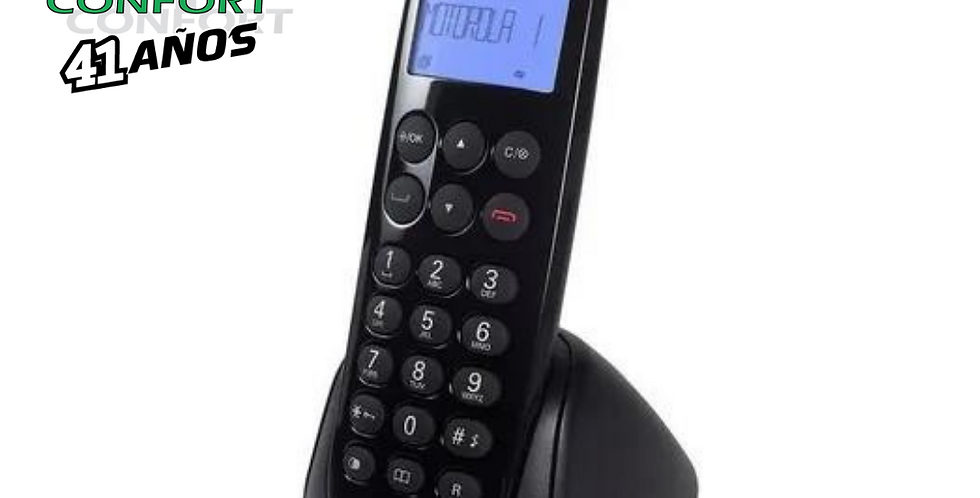 TELEFONO INALAMBRICO MOTOROLA M750 VISUAR