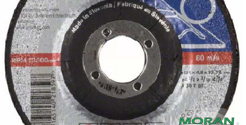 DISCO DESBASTE METAL BOSCH EXPERT 115 X 4.8 MM