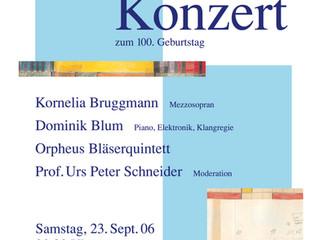 Hermann Meier Jubiläumskonzert