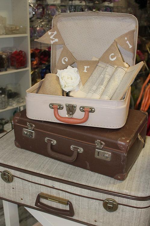 LOC105 - Cagnotte valise Vintage