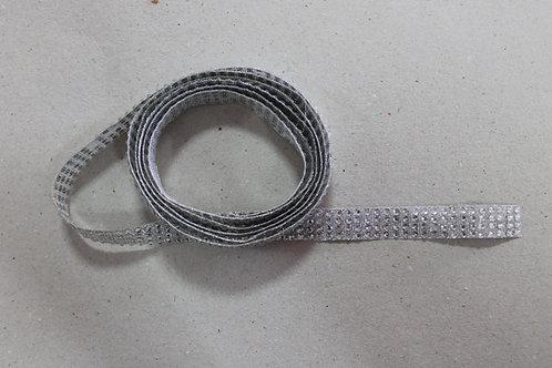 LOC065 - Ruban strass 1.35x0.13m