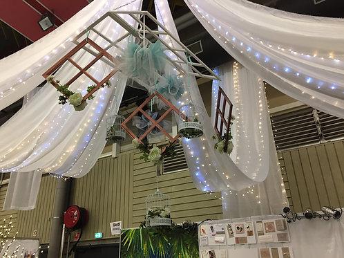 LOC194 - Suspension plafond fenêtre