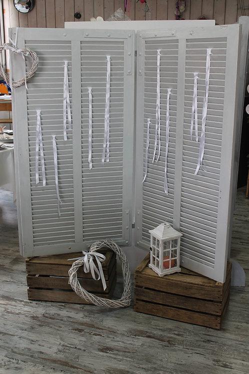 LOC150 - Plan de table volet + décors