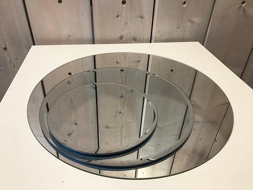 LOC020 - Centre de table Miroir rond ø30cm
