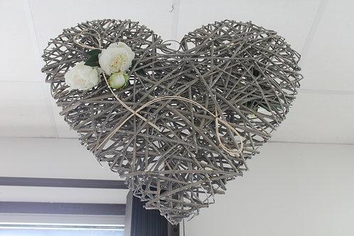 LOC119 - Coeur osier Gris