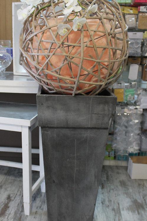 LOC011 -Vasque carrée Petit modèle