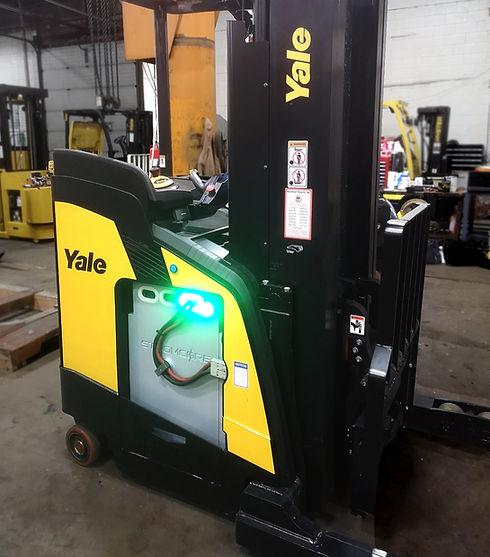 Yale 36V Forklift Battery