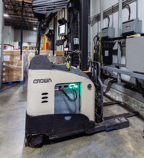 Crown 36V Forklift Battery