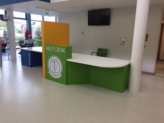 Rjah Orthopedic Help Desk Oswestry