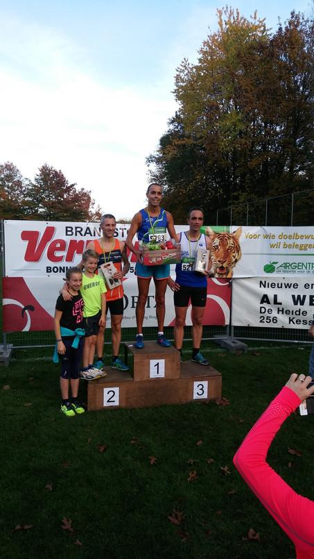 Mooie start veldloopseizoen: 3 x goud in Bonheiden