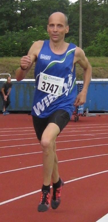 Een ongenaakbare David Hellinx: goud op de 800 en de 1500m