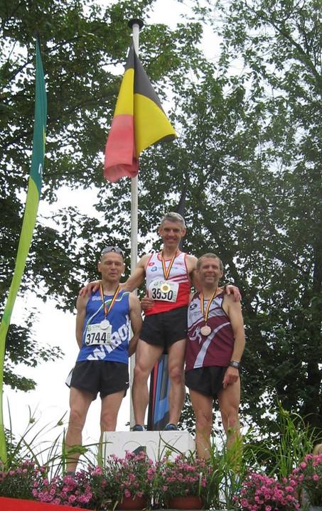 Belgisch kampioenschap masters: 3 x goud, 1 x zilver en 2 vierde plaatsen voor WIBO