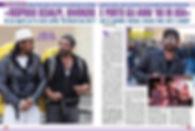 Roberto Blasi Intrvista Stop Magazine Cover Scialpi Shalpy immagini foto news usa america anni 80 musica marito