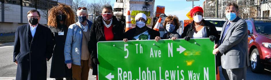 John Lewis Way