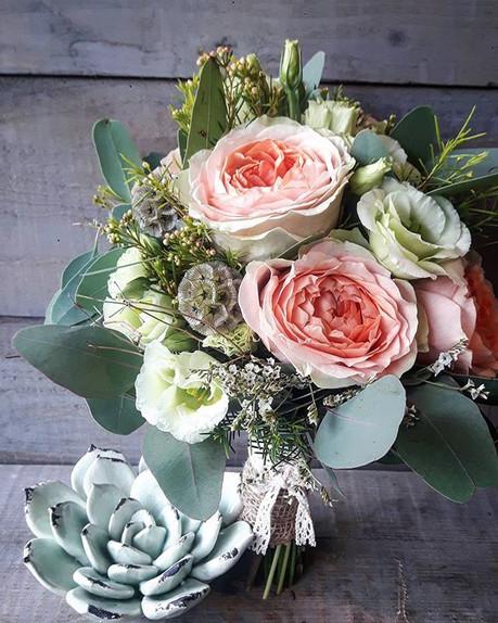 #bridalbouquet #brautstrauß #vintage #ho