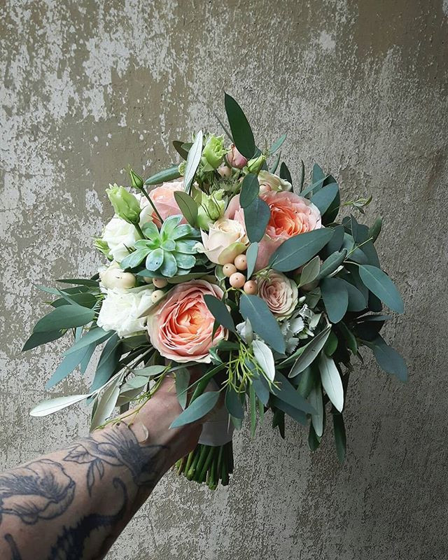 Special weddingflowers for special peopl