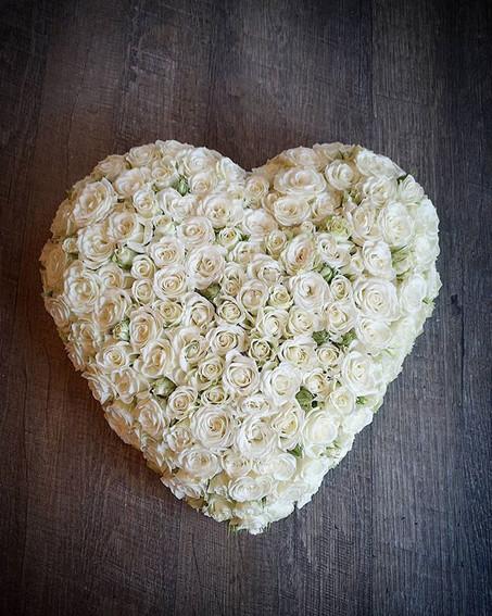 Mein Herz so weiß... #kondolenz #trauer