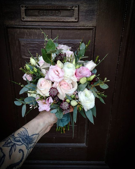 Wedding time 💖__#brautstrauß #bridalbou