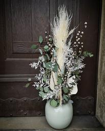 Trockenblumenliebe 🖤  #trockenblumen #d