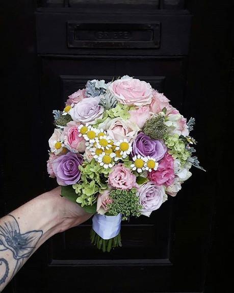 #bridalbouquet #brautstrauß #pastel #ros
