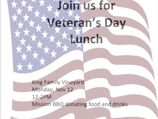 Veterans Day Lunch