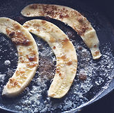 Carmelized Banana